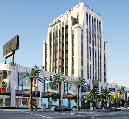 one of the wilshire districts most recognizable landmarks 5410 wilshire is a stunning 10 story art deco building featuring eight floors of modern office art deco office building